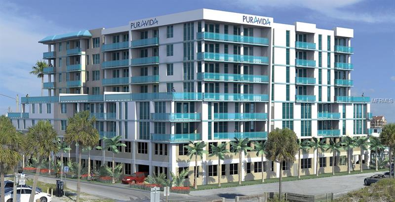 15 AVALON STREET 6F/603, CLEARWATER BEACH, FL 33767
