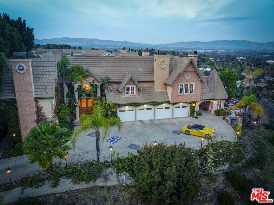 17065 ENCINO VERDE Place, Encino, CA 91436
