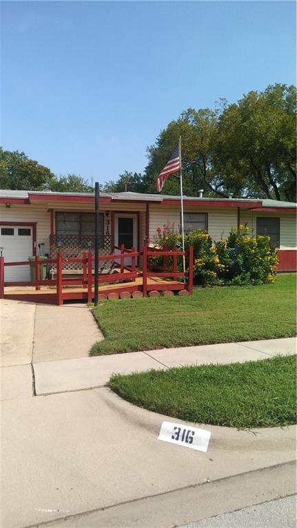 316 W Pecan Street, Hurst, TX 76053