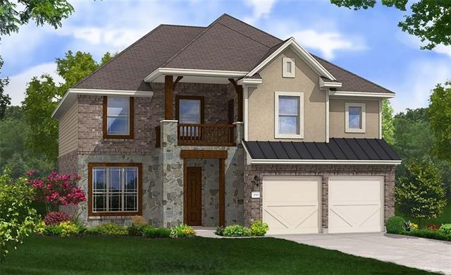 Two story Mimosa plan with UPSTAIRS master bedroom, private study with french doors, and enlarged master shower. Granite Countertops, Custom Tile Backsplash, Covered Back Patio, Full Sprinkler/Sod in Front & Rear Yards. See Agent for Details on Finish Out. Available January.
