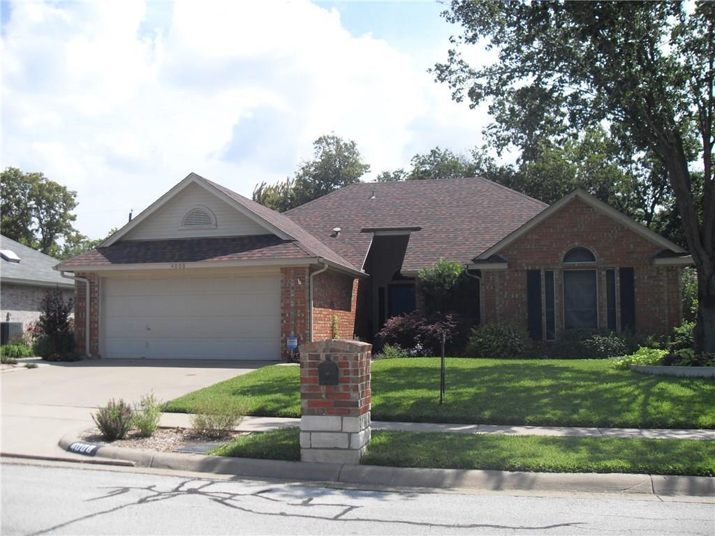 4008 Chapel Park Drive, North Richland Hills, TX 76180