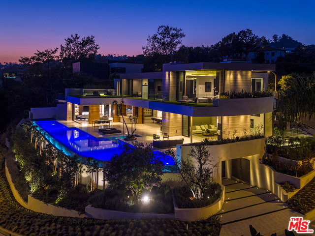 1251 Shadow Hill Way, Beverly Hills, CA 90210