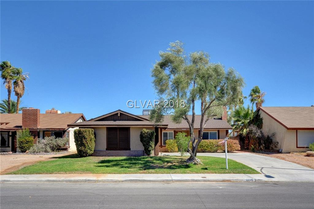 4446 DE FOREST Street, Las Vegas, NV 89103
