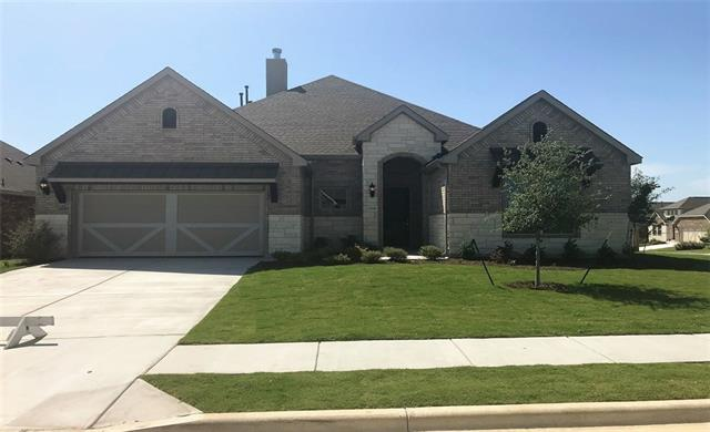 Newly designed Yale plan with an open entertaining space, Fire Place in Family Room, Enlarged Master Kitchen Island, Enlarged Master Shower, 4th bedroom and 3rd bathroom added in lieu of Flex Space, and Covered Patio. Full sod/sprinklers. Available NOW!