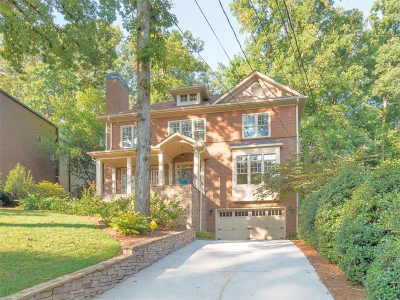 1848 NE Windemere Drive, Atlanta, GA 30324