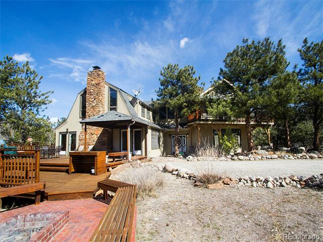 16420 County Road 289A, Nathrop, CO 81236