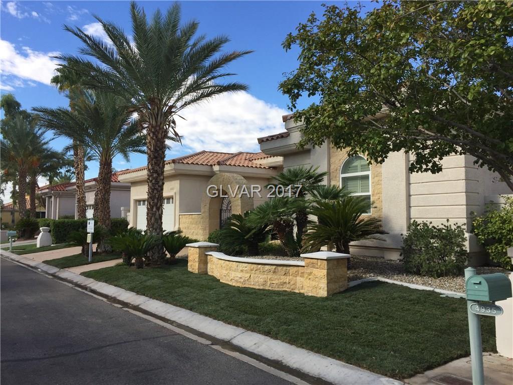 4949 MESA CAPELLA Drive, Las Vegas, NV 89148