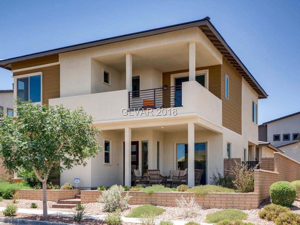 STUNNING, PRACTICALLY NEW HOME IN CADENCE has it all! This MODERN designed home features *5 BEDROOMS & 5 BATHROOMS (including CASITA)*Gourmet Kitchen w/High End Quartz, Professional Grade Appliances, Beautiful Cabinets, Walk-in Pantry, Wine Rack, Tons of Counter & Storage Space *Huge Great Room w/SURROUND SOUND Opens Up for Outdoor Entertaining*Balcony with incredible VIEWS*Crown Molding in Master*Upstairs Loft w/fridge* & more! UPGRADES GALORE!