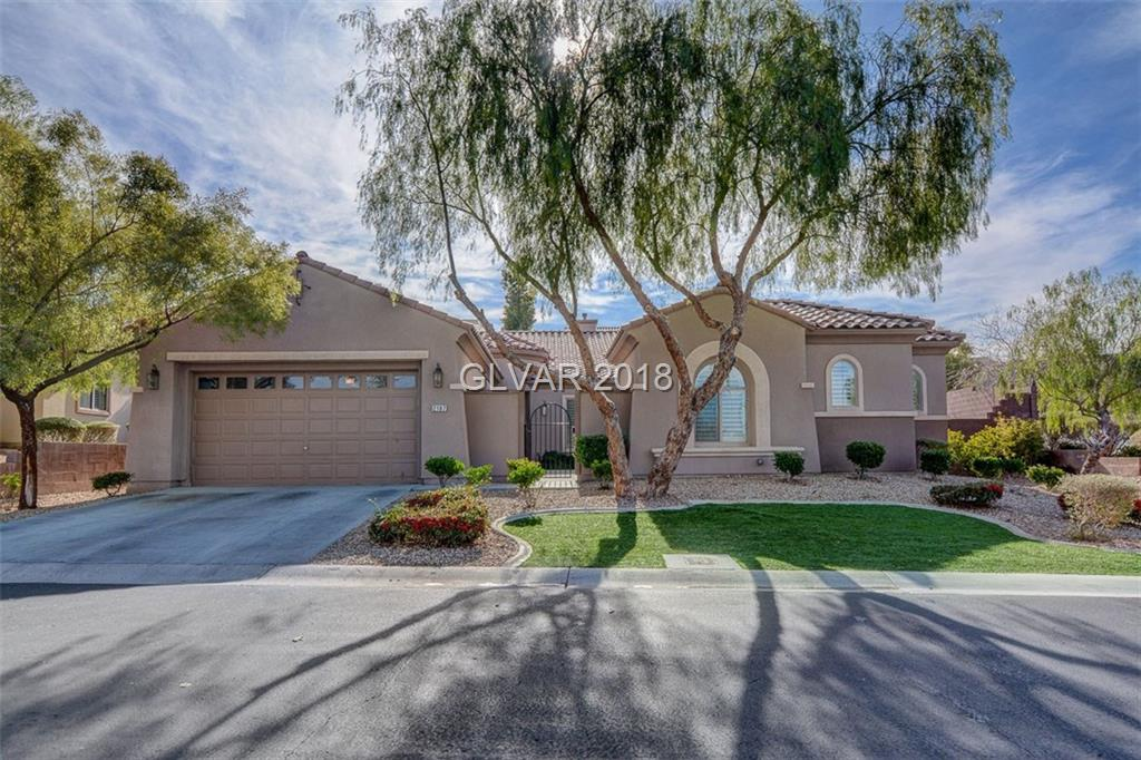 2187 PONT NATIONAL Drive, Henderson, NV 89044