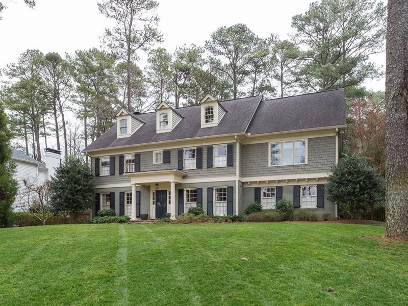2451 Hyde Manor Drive NW, Atlanta, GA 30327