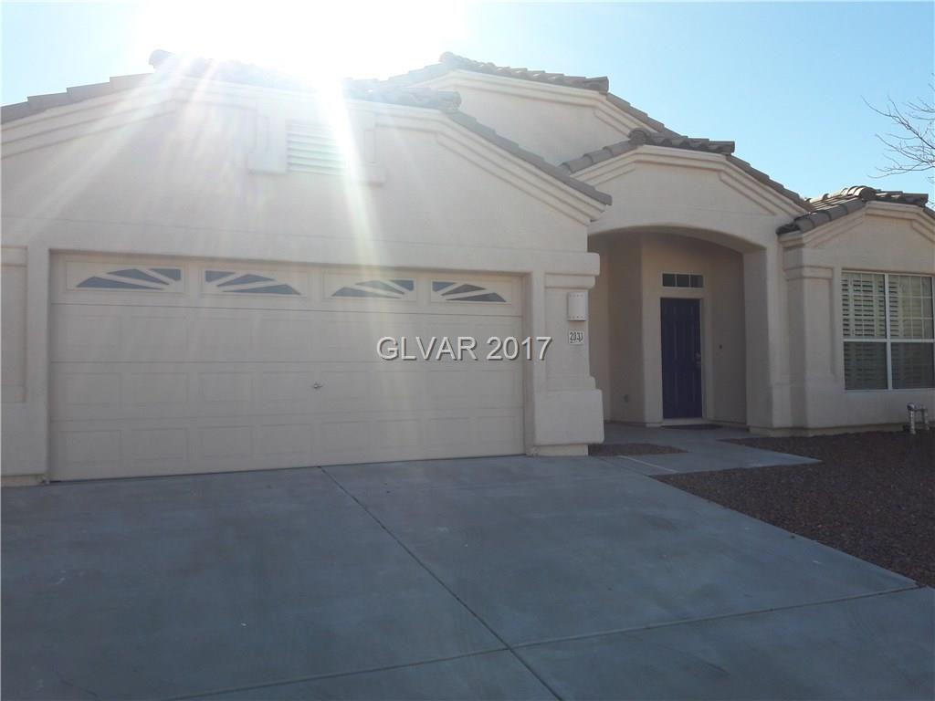 2031 WOODSPRING Terrace, Henderson, NV 89012