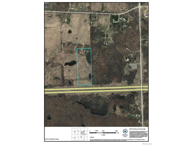 Lovely 10.6 acre site in desirable Superior Township located on the south side of Warren Road just west of Dixboro Road. Topography includes rolling hills, open meadows, majestic trees and many more outstanding natural features.  Private and secluded yet convenient to U of M Medical Center, St. Joe's Medical Center, Domino's Farms, shopping, schools and expressways.  Low township taxes, Ann Arbor mailing and schools.