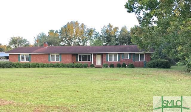 5448 Ga Highway 196, Glennville, GA 30427