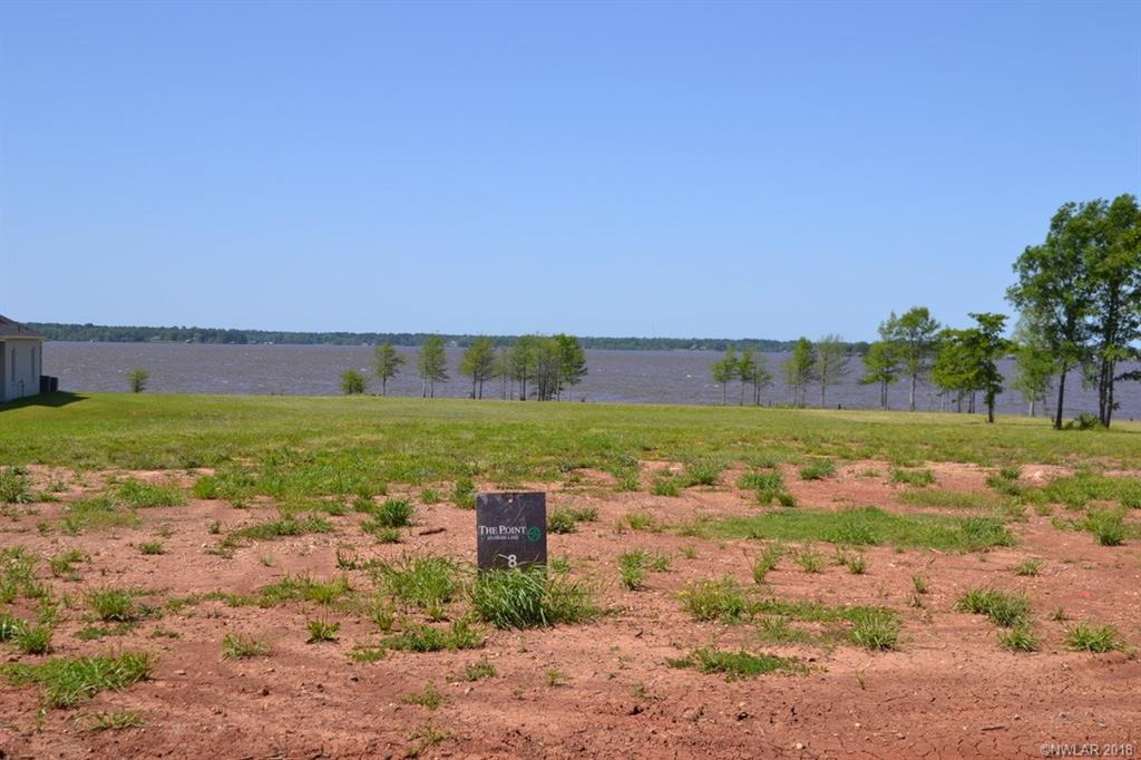 Stunning 1.193 Lakefront Lot In Newest Cross Lake Development The Point At Cross Lake. Build Your Dream Home Overlooking Shreveport's Finest Lake. Gated Subdivision. Community Pier With Private Boat Slips. Use Builder Of Your Choice.