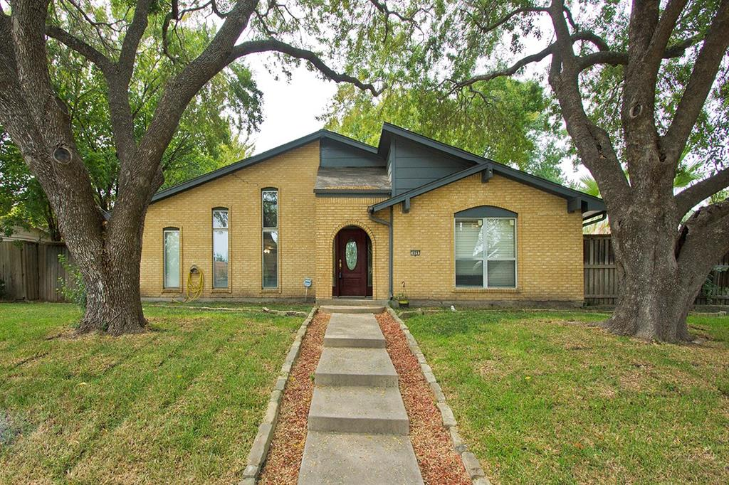 409 Perdido Drive, Garland, TX 75043
