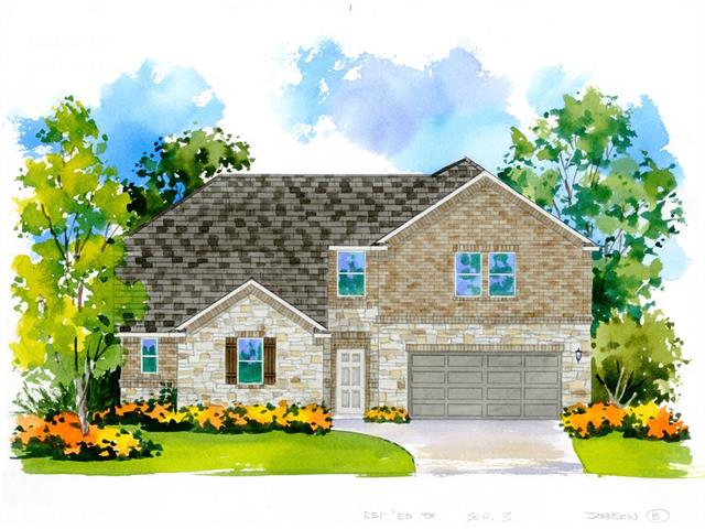"THIS NEW RSI COMMUNITIES HOME OFFERS THE BEST IN OPEN FLOOR CONCEPT. THE KITCHEN HAS 42"" WHITE CABINETS WITH CROWN MOLDING AND HARDWARE, PEBBLESTONE WHITE QUARTZ COUNTERTOPS, STAINLESS APPLIANCES, OVERSIZED KITCHEN ISLAND, AND MORE! THE MASTER FEATURES LARGE WALK-IN SHOWER, QUARTZ COUNTERTOPS, AND OVERSIZED WALK IN CLOSET. THIS HOME ALSO FEATURES 2"" BLINDS THROUGHOUT, FRONT AND BACK IRRIGATION, LANDSCAPING, COVEREDD PATIO AND FENCE."
