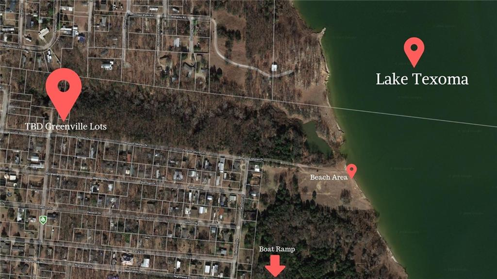 Treed lots within walking distance to beautiful beach. Corner lots. Just a short distance to community boat launch. Great spot to build your dream home.