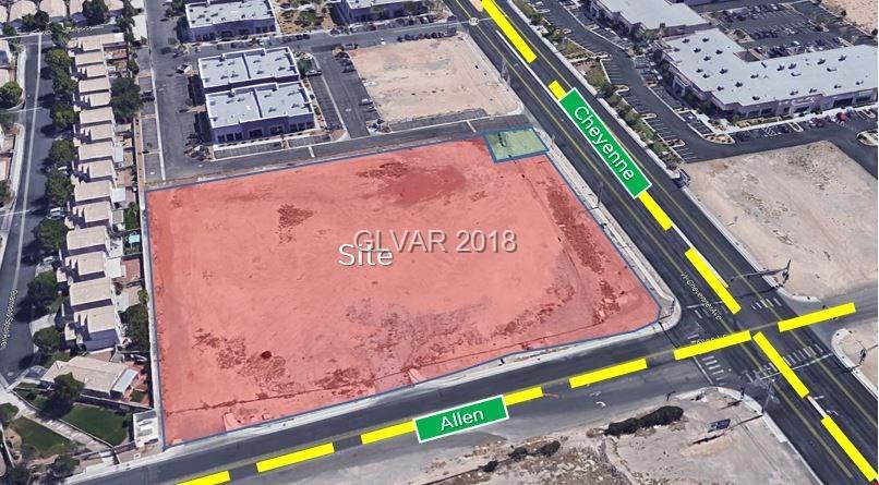 Cheyenne, Las Vegas, NV 89115