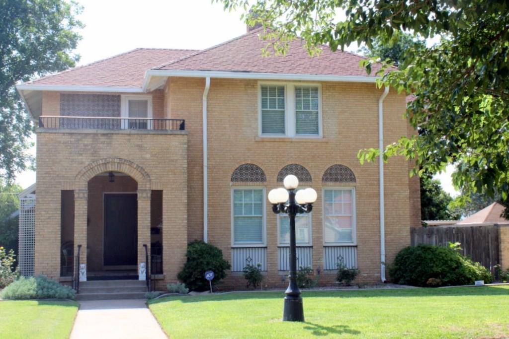 901 N Avenue F, Haskell, TX 79521