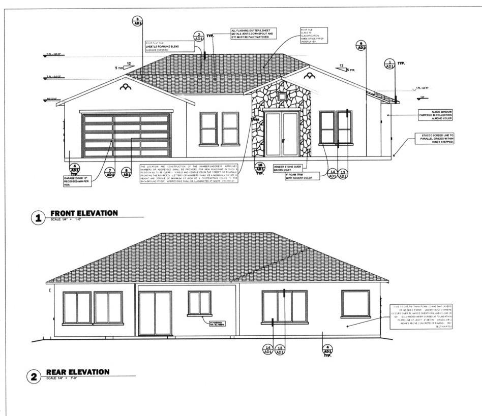 Gorgeous New Custom Home under construction located in the highly desirable gated Lake View Oaks Community.  This 1 story home is 3280 sq. ft., 10 ft. ceilings, 4bed/3 full bath, engineered wood floor, carpet, formal dining room, large covered patio.  Located in the area with top rated schools.
