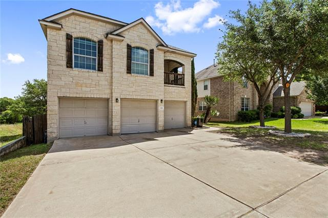 Fantastic home in the heart of Forest Oaks! Features excellent floor plan for an active crew. 1st story has inviting floor plan w/ kitchen that looks over living & dining room. There is also an office that faces the charming trees in the back yard. 2nd story offers tons of space & 4 generously sized bdrms. Winning feature: gigantic bonus room w/private patio! Just around the corner from Charlotte Cox Elem & so close to everything, this home will sell quickly!