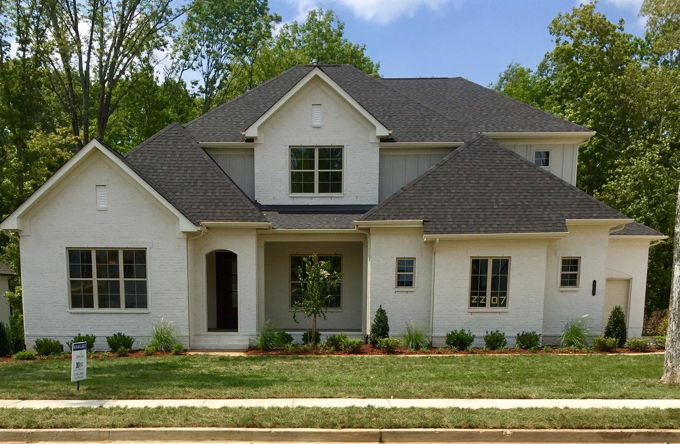 425 Oldenburg Rd. (lot 2207), Nolensville, TN 37135