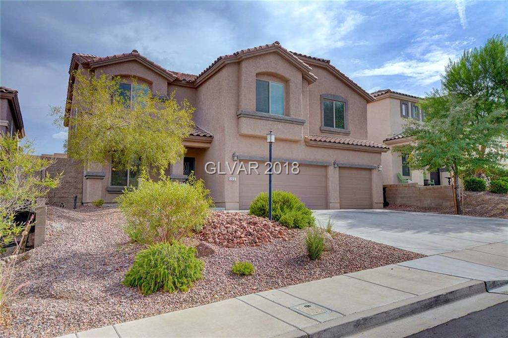 223 PIONEERS PEAK Avenue, Henderson, NV 89002