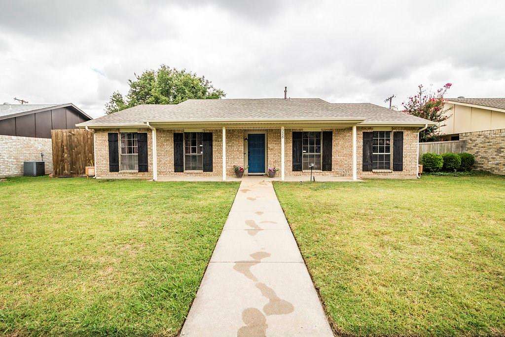 Charming, move-in ready home located in central Plano! Walking distance to elementary school and easy access to major highways, shopping and dining. 8ft cedar fence and custom deck make this backyard perfect for entertaining guests! Recently updated kitchen, both bathrooms, and mudroom. NEW ROOF June 2018 and a lifetime transferable warranty on the foundation. No HOA!