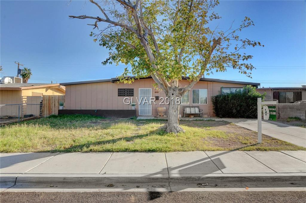 3212 OSAGE Avenue, Las Vegas, NV 89101