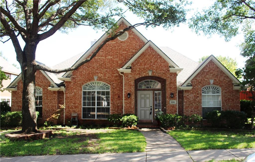 414 W Muirfield Road, Garland, TX 75044