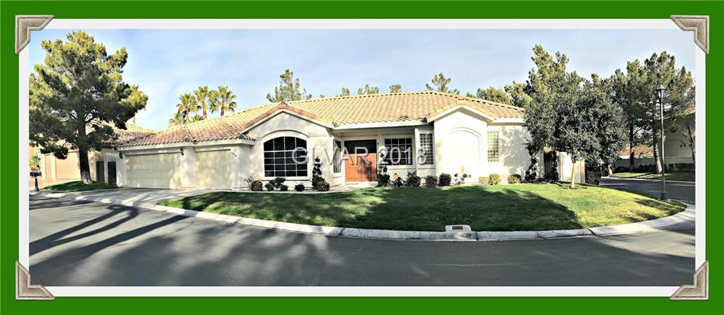 8916 Echo Ridge Drive, Las Vegas, NV 89117