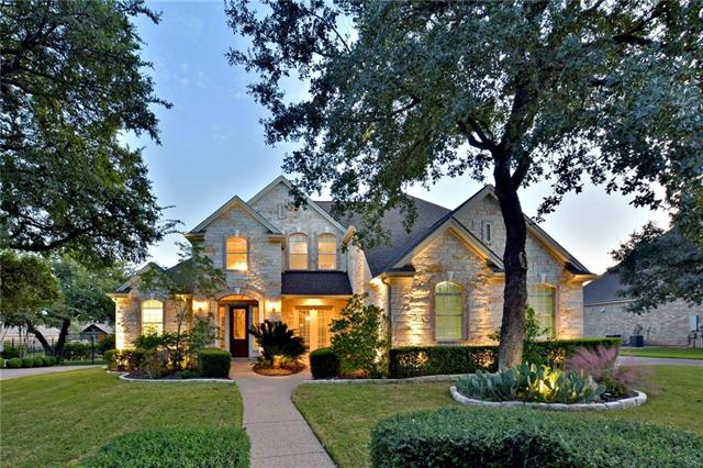 No reasonable offer refused!  A prestigious home in a prestigious area of a golf course community.  Downstairs room can be 5th bedroom, office, nanny's quarters or guest suite - with full bath.  Gorgeous SS in kitchen with chef's desk and dark maple cabinets overlooks great room with built-ins/fireplace.  Luxurious master is down with a great closet and jetted tub.  3 bedrooms and 2 full baths up with a play/study area.  Holland Grill and large outside living. Lots of upgrades/updates! So many upgrades.