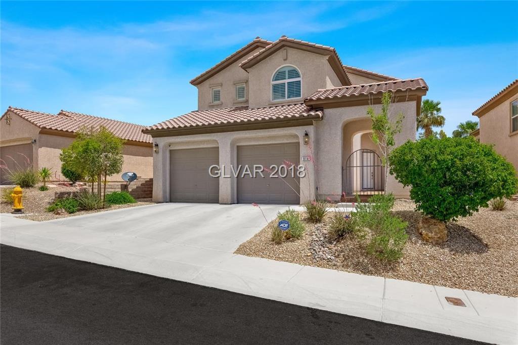 816 COLINA ALTA Place, Las Vegas, NV 89138