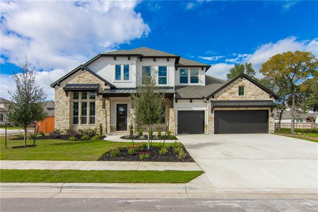 This beautiful Colinas floor plan offers everything you can imagine. This home welcomes you with a beautiful entry door followed by a private study, formal dining, secluded master's suite and private guest suite downstairs. You can take entertaining outdoors as well with your outdoor living area. Upstairs, you will find three more bedrooms, plus game and media rooms. This house has it all not to mention the beautiful upgrades that shine!