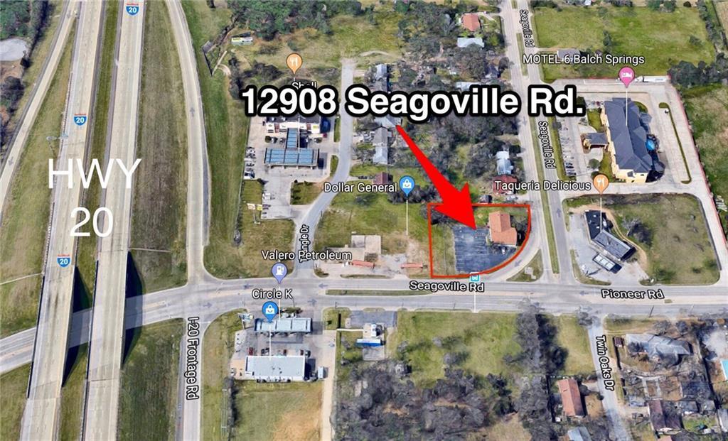 12908 Seagoville Road, Balch Springs, TX 75180