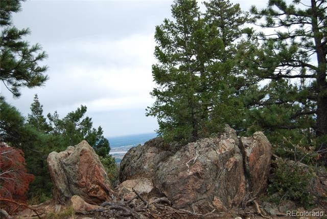 140 acre property sits up with fabulous views of the Platt River, Chatfield Reservoir and the entire Front Range, to the North, Longs peak, down town Denver, DIA, tech center, Castle Rock and to the south, Pikes Peak, the most incredible views!Beautiful moss rock outcroppings with plenty of trees. One parcel has a small home with high end finishes, and the rest of the lots all have electric to the properties. 35 KW quality back up commercial generator with 3 1000 gal under ground propane tanks. IREA service but self sufficient if the grid goes down. The small home sits on 70 acres and there is two additional 35 acre properties that all connect. Will consider selling all or part. This is truly a world class property surrounded by wilderness that can't be matched. Building our dream home on the top of the mountain went down with the crash so did our health..so we reluctantly have to sell. Motivated & creative Sellers, and will listen to all offers.