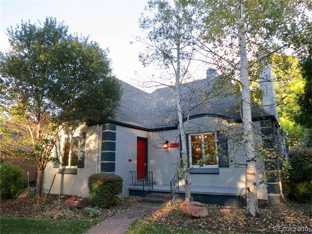 Image of beautiful home in 830 Monaco Parkway Montclair Denver CO Neighborhood