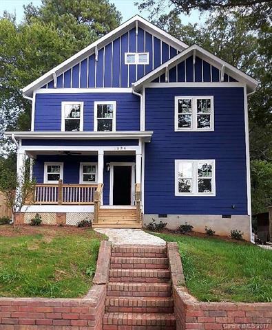 1236 Harrill Street, Charlotte, NC 28205
