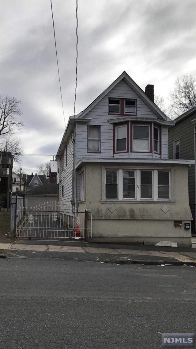 74 1/2 Keen Street, Paterson, NJ 07524