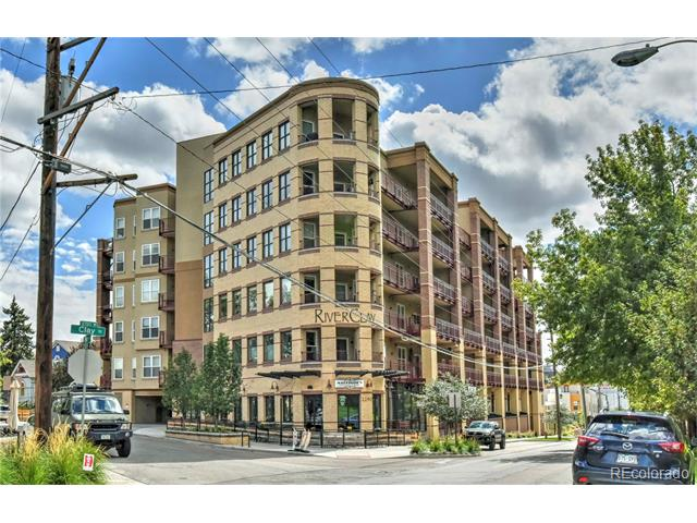 Exterior image of 2240 Clay Street 409 Jefferson Park Denver CO