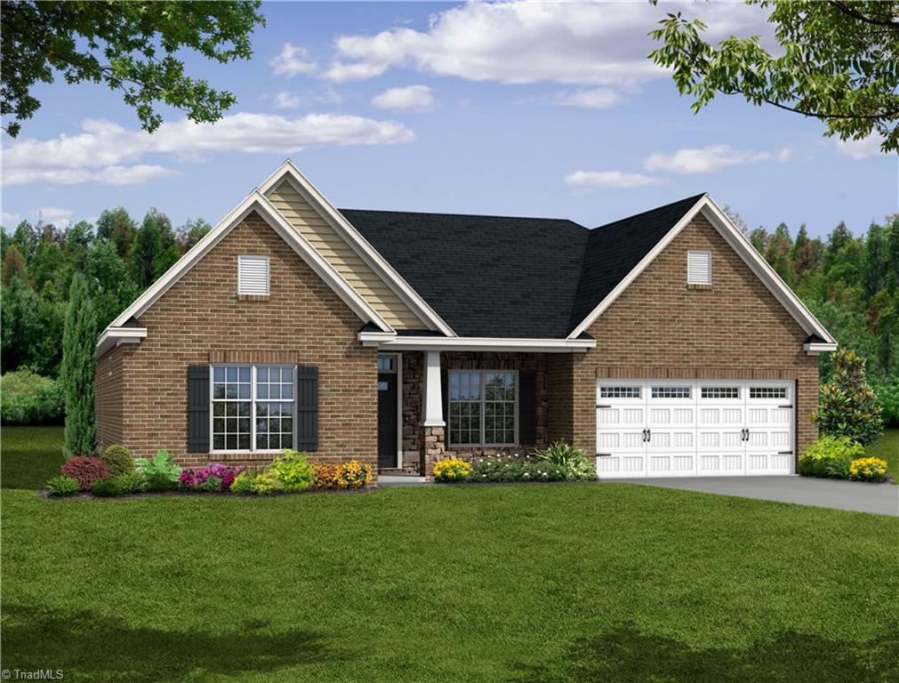 Colburn plan with sunroom  and bonus.  Presale to be built under contract.