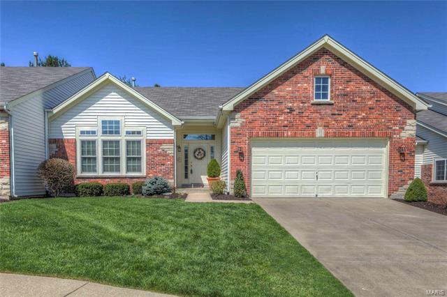 761 Stone Meadow, Chesterfield, MO 63005