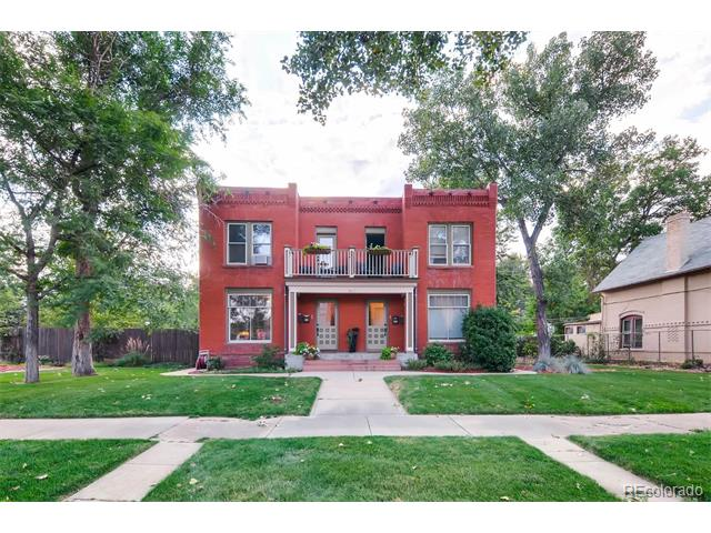 Image of a listing in 3611 Zuni Street 102 Potter Highlands Denver CO