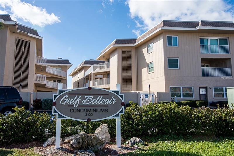 3100 GULF BOULEVARD 224, BELLEAIR BEACH, FL 33786