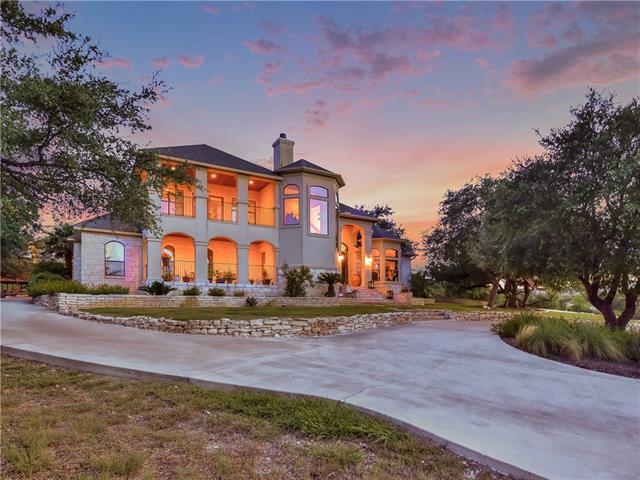 This majestic homestead features a gated wrought-iron entryway, handmade front door, open floor plan, soaring ceilings, Alderwood/pecan custom cabinetry, & multiple living spaces. Custom finishes throughout designed to evoke warm, inviting environment. Incredible outdoor living area complete with kitchen, lighted pool & spa, waterfall, large covered patio, treehouse, & custom smoker/grill. 10 acres of meticulously landscaped land with endless views. Spacious 3-car garage. 24-hour notice to show required.