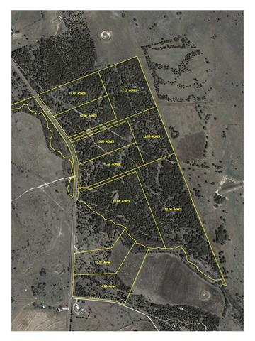 This 22.88 ac tract is located off of FM 2340 in Lake Victor, Texas.You are surrounded by beautiful mature cedar trees and natural hardwoods all throughout the property. The one side of the property line runs along a dry creek. Electric is available to this tract but a water well will have to be drilled.  While living in the country, you are still minutes away from Burnet and about an hour to Cedar Park and Austin.