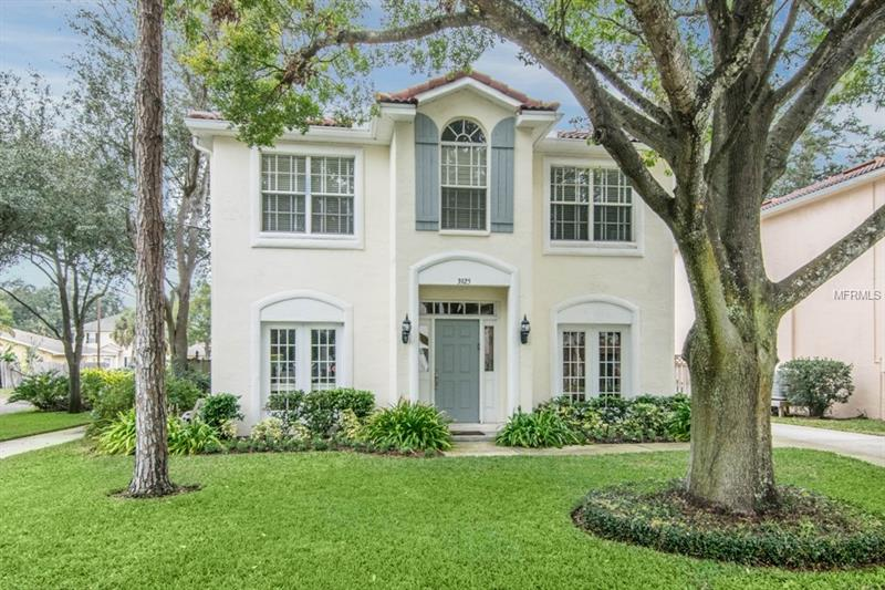 MULTIPLE OFFERS RECEIVED. SELLER WILL REVIEW ALL OFFERS ON MONDAY, JANUARY 8TH AT 12PM. This impressive Keystone built South Tampa pool home boasts a bonus space / 4th bedroom / playroom / office that offers true versatility and value in the heart of the Roosevelt, Coleman and Plant School District. If you are looking for more space and room to entertain family and friends in highly sought after South Tampa, welcome home! Gleaming wood floors, an open kitchen and great room, half bathroom downstairs, dining room and the versatile bonus space are highlights of the first floor. On the second floor, the inviting master suite boasts a soaking tub with separate walk-in shower and the secondary bedrooms offer generous room and closet space. A rare detached 2 car garage and cozy back patio are additional added features. This home represents simply the best of everything you have been looking for!