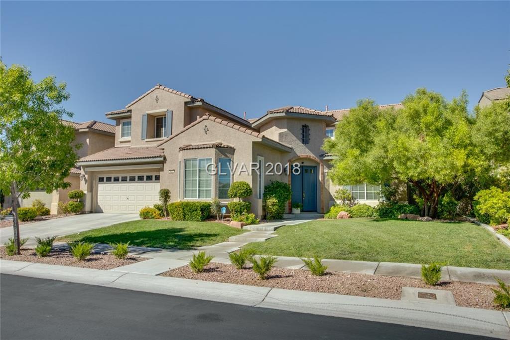 3627 COVENTRY GARDENS Drive, Las Vegas, NV 89135