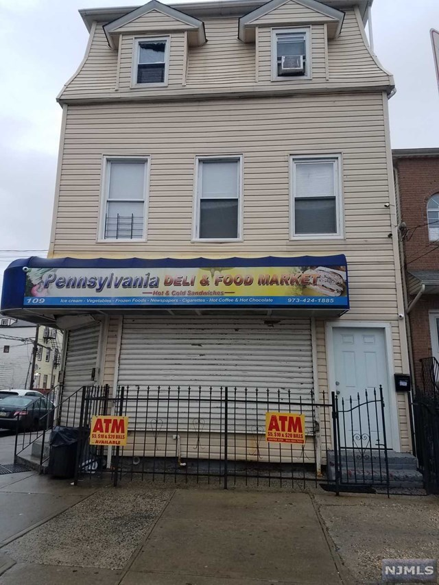 109 Pennsylvania Avenue, Newark, NJ 07114