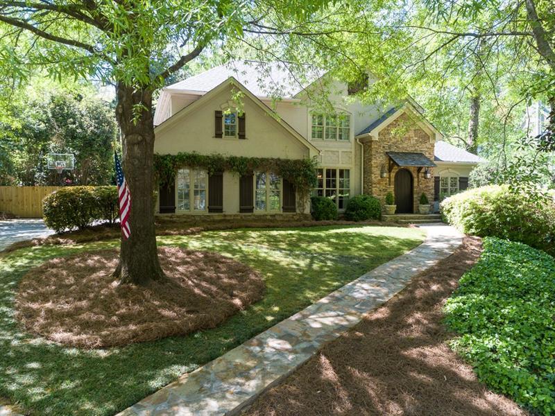 4504 Lake Forrest Drive NW, Atlanta, GA 30342